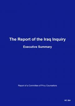 The Report of the Iraq Inquiry