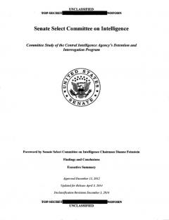Commitee Study of the Central Intelligence Agency's Detention and Interrogation Program
