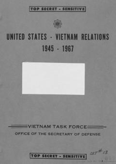 United States – Vietnam Relations, 1945 – 67 // Part II: US Involvement in the Franco-Viet Minh War 1950 – 1954