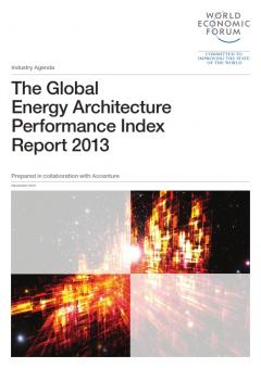 The Global Energy Architecture Performance Index Report 2013
