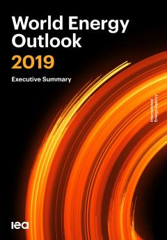 IEA World Energy Outlook 2019