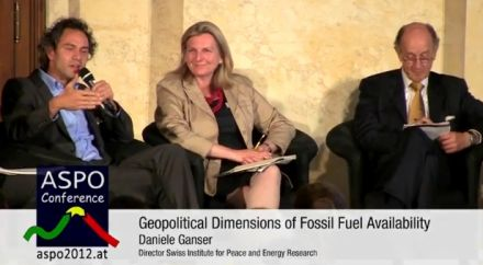 Energy Security and the Geopolitical Dimension of Fossil Fuel Availability