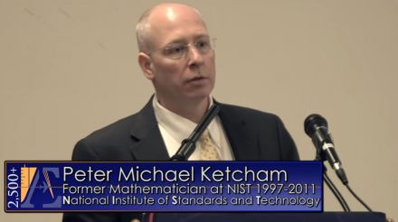 NIST whistleblower speaks out on 9/11