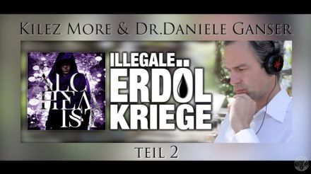 Dr. Daniele Ganser & Kilez More - Part 2