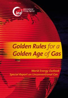 IEA Golden Rules for a Golden Age of Gas