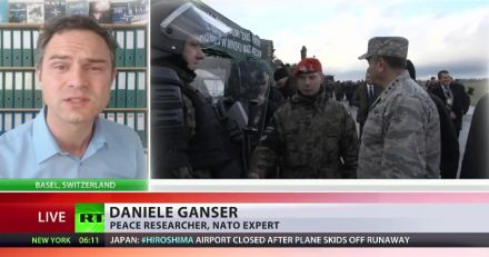 Daniele Ganser Discusses NATO Exercises