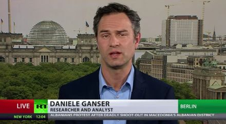 Daniele Ganser Discusses Turkey Cargo Ship Attack Near Libya