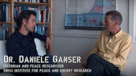 Tommy Hansen Interview with Dr. Daniele Ganser